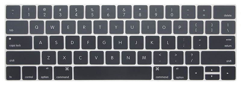 "Keyboard Cover 2016/2017 MacBook Pro 13"" 15"" w. TouchBar"