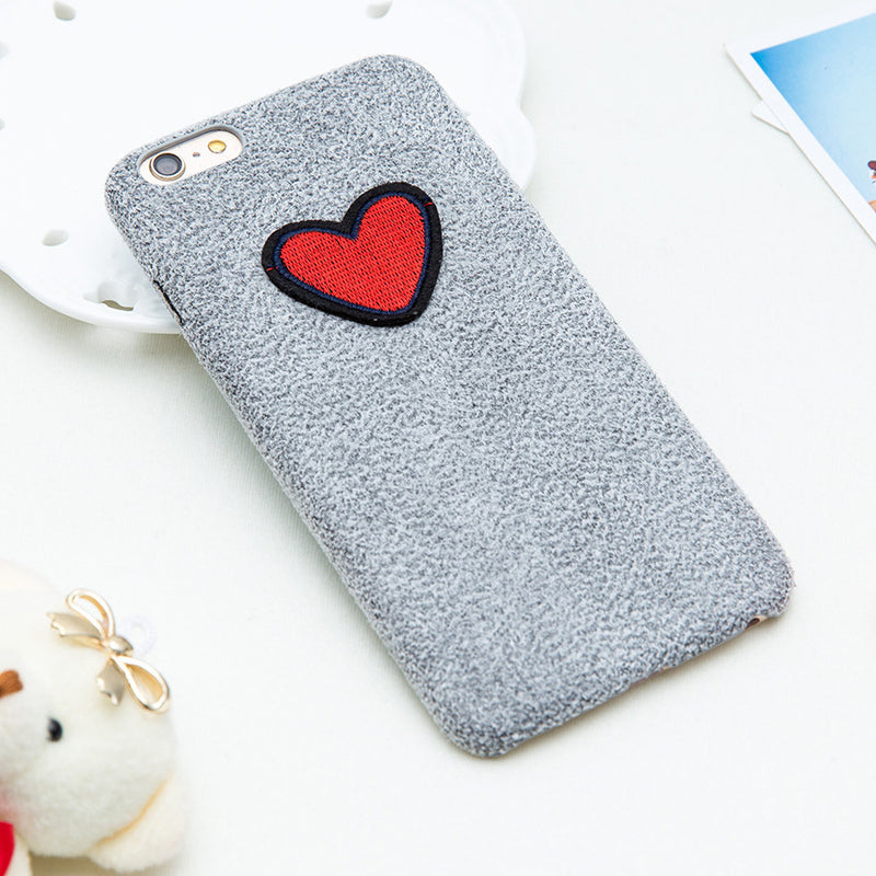 Fun & Fuzzy Phone Case For iPhone
