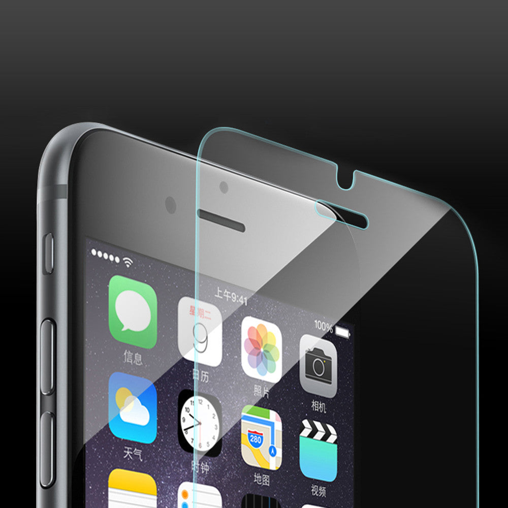 Tempered Glass Protector For iPhone 1 year warranty.