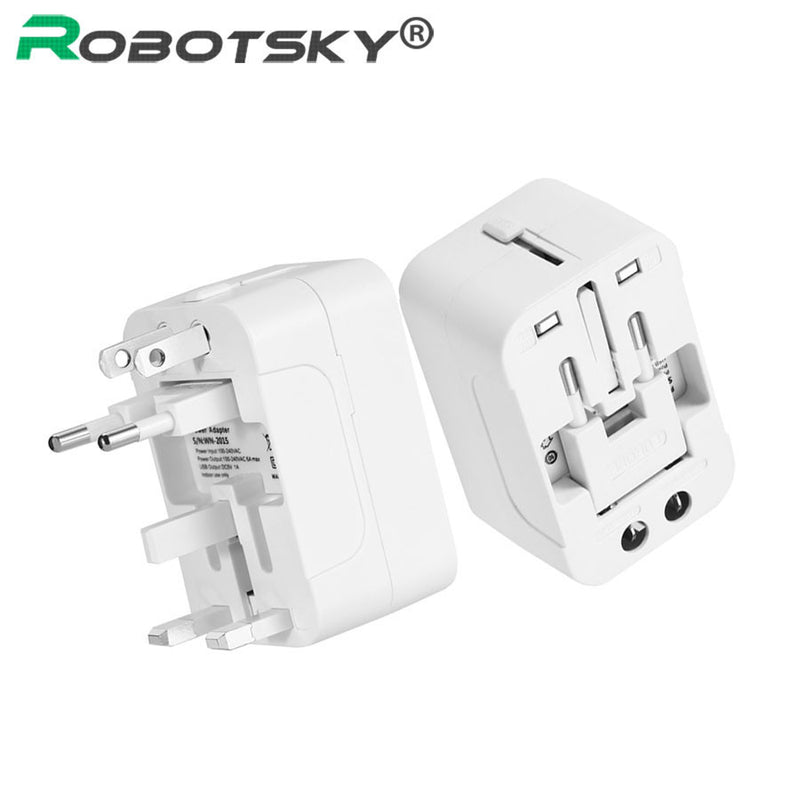 Universal World Charger Adapter