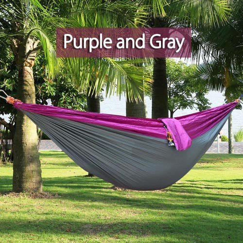 Backpacking Portable Outdoor Double Hammock