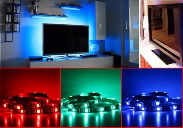 TV Background Backlighting LED Strip