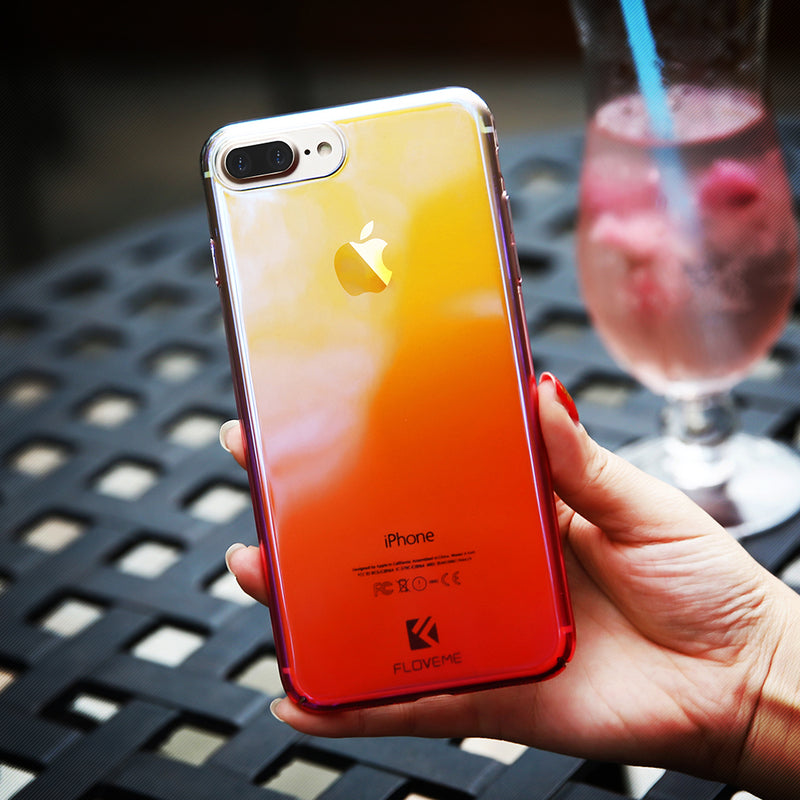Gradient Color Shift Case for iPhone, Galaxy and More