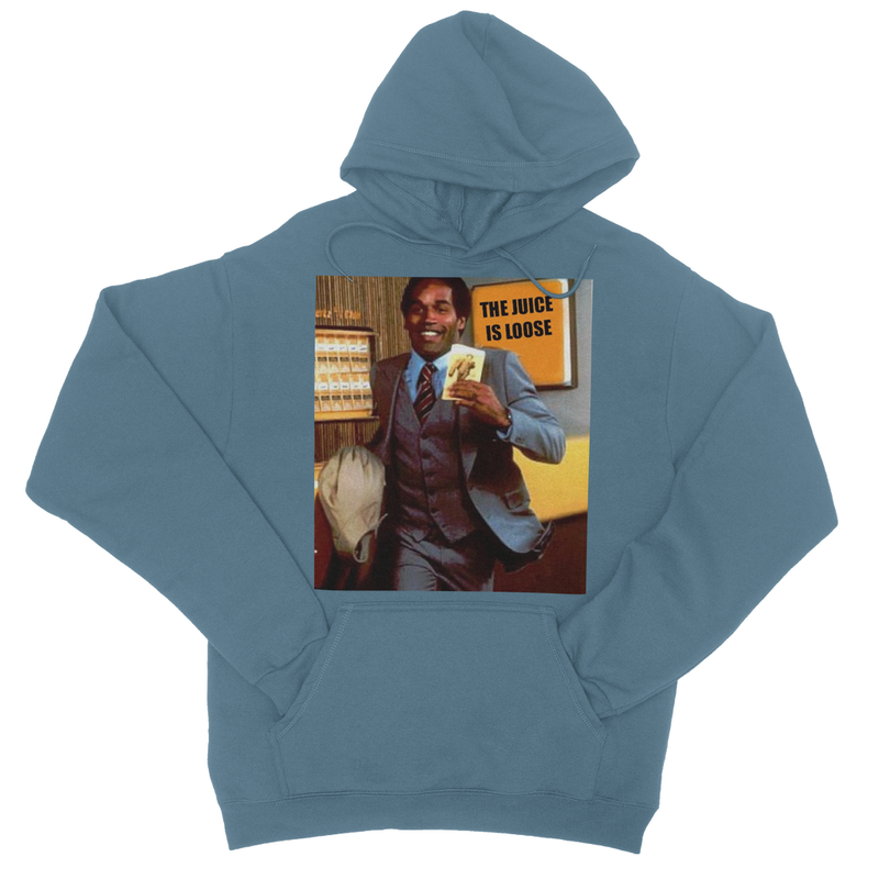 THE JUICE / College Hoodie