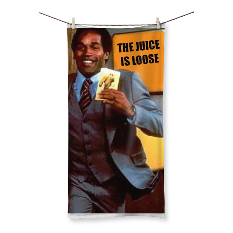 The Juice is Loose Towel