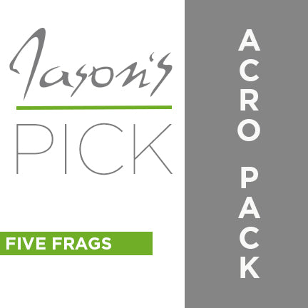 JASON FOX ( ACROS FRAG PACK)  5 FRAGS  JASON'S PICK