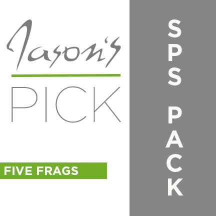 JASON FOX SPS FRAG PACK (5 FRAGS JASON PICK)