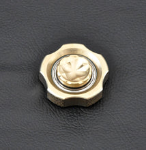 LoopHole Spinner - Brass T-5 Female Knurl - Without Core