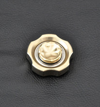 LoopHole Spinner - Bronze T-5 Knurl Free - Brass Core