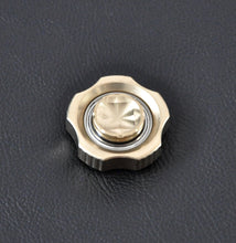 LoopHole Spinner - Bronze T-5 Machined Knurl - Without Core
