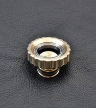 LoopHole Spinner - Brass T-20 Knurl Free - Without Core