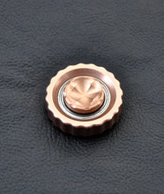Copper T-20 Knurl Free - LoopHole Spinner - Without Core