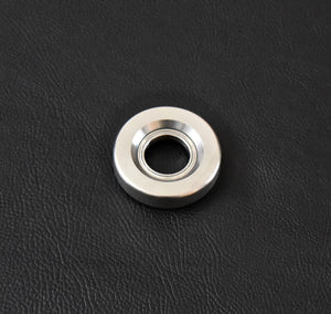 XL LoopHole Spinner - Stainless T-0 Micro Knurls - Without Core