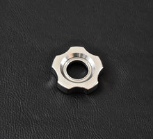 XL LoopHole Spinner - Stainless T-5 Micro Knurls - Without Core
