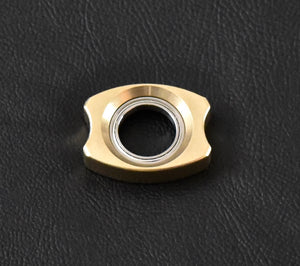 XL LoopHole Spinner - Brass Bar Style - Without Core
