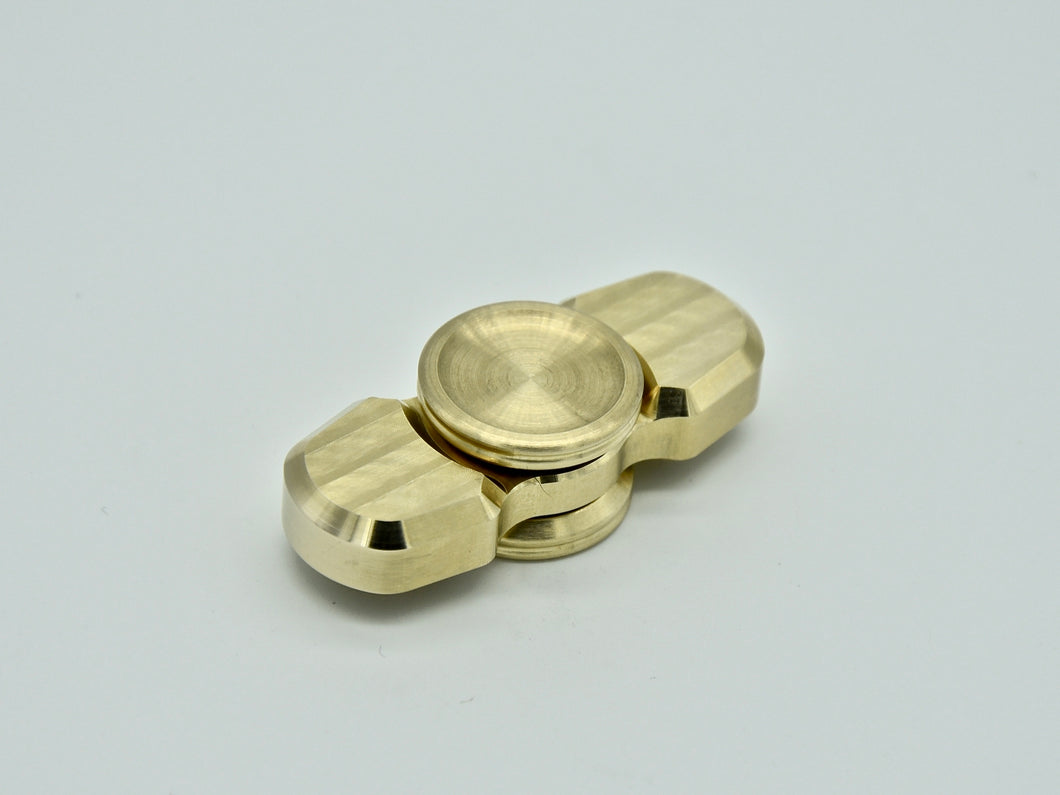 Dot² Bar Spinner - Machined Bronze