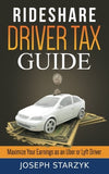 Rideshare Driver Tax Guide: Maximize Your Earnings as an Uber or Lyft Driver - Five & Drive Supply