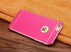 Litchi Luxury Grain Painting Soft Back Cover Case For IPhones 6 to 7 Plus