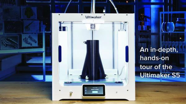 Ultimaker S5 Road Show