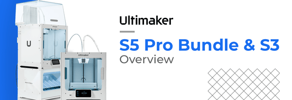 The New Ultimaker S Series Lineup Compared