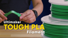 Product Feature:  Ultimaker Tough PLA