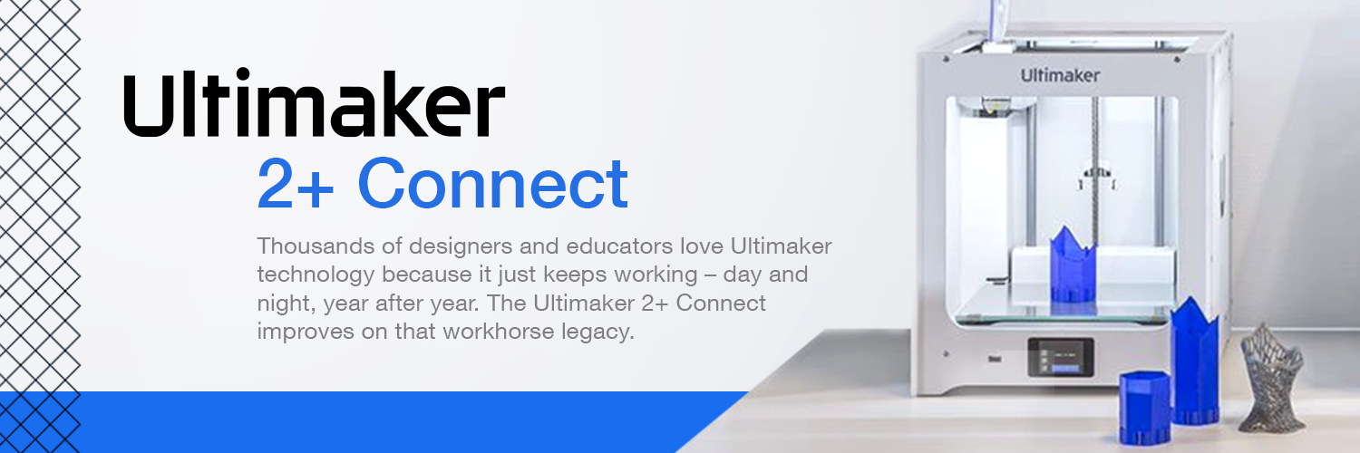 Announcing the new Ultimaker 2+ Connect