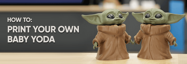 Print Your Own Baby Yoda