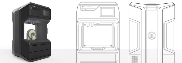 MakerBot Method Announced: How Does It Compare to the Replicator?
