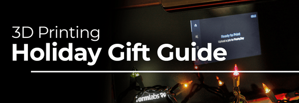 Shop3D.ca 3D Printing Holiday Gift Guide