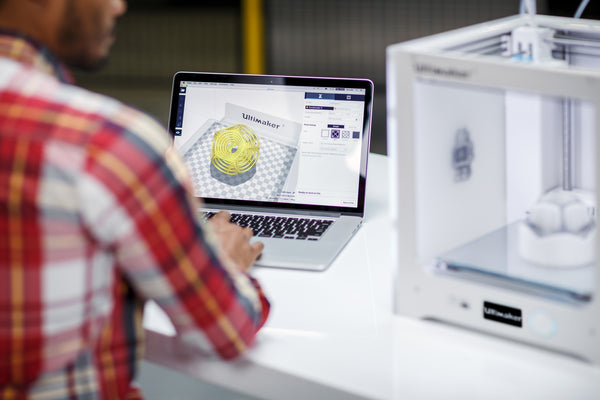 User Designing on Ultimaker 3