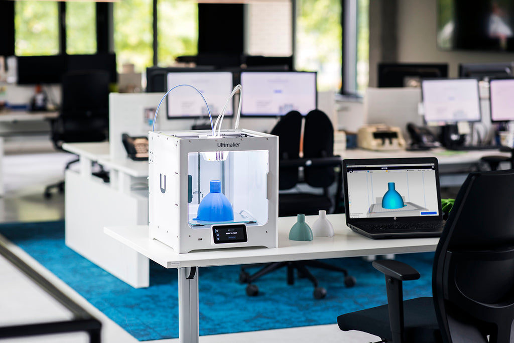 Introducing the Ultimaker S3