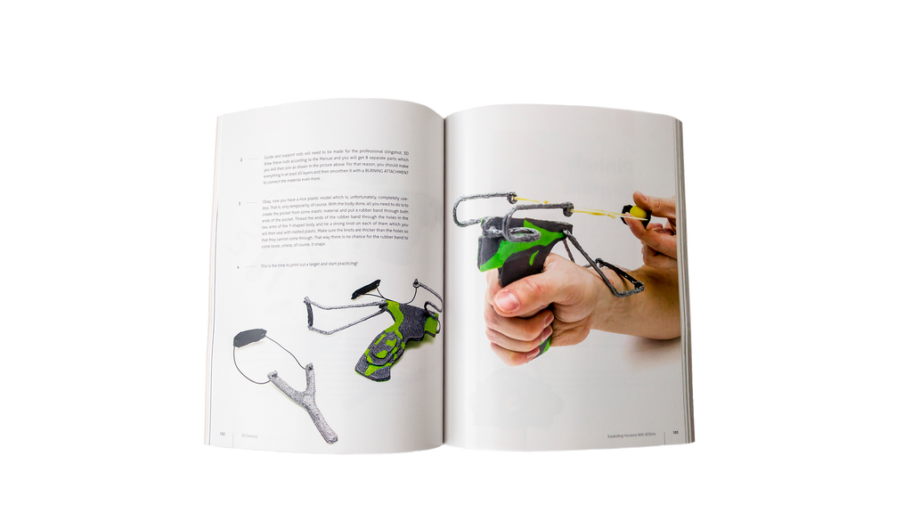 3Dsimo Book - Guide for 3D Printing Pen