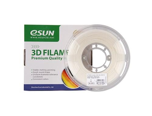 eSun eLastic  Filament 1.75mm - Natural - 1kg