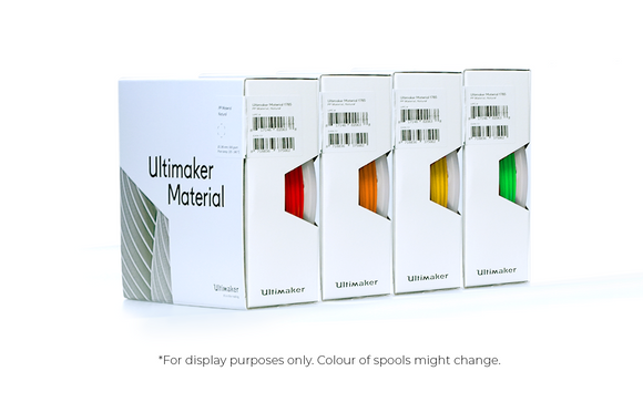 Ultimaker Material Bundle for the 2+ Connect (4 Filaments)