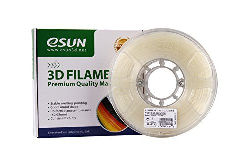 eSun ePA Nylon Filament - 1.75mm - 1kg - Natural