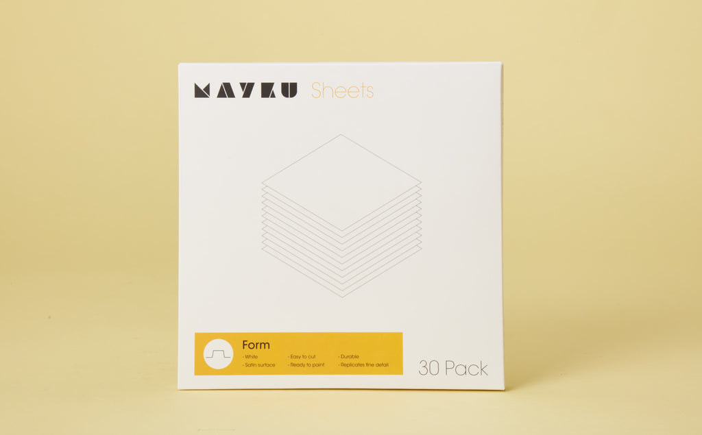 Mayku FormBox Form Sheets (30 Pack)