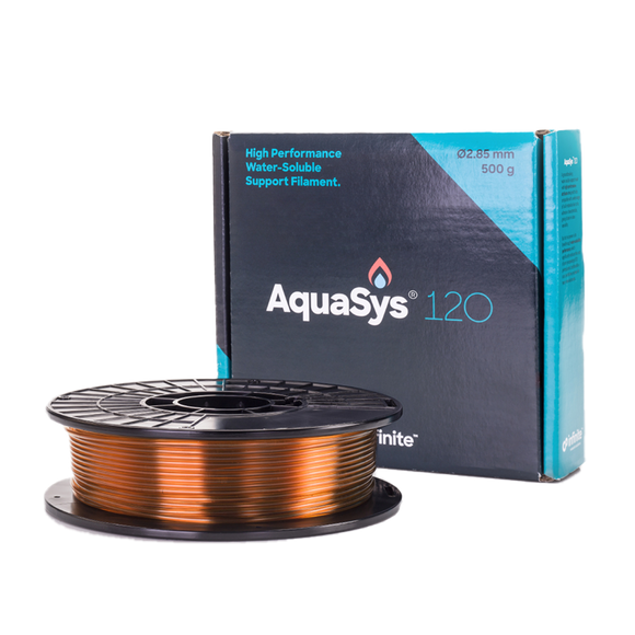 AquaSys® 120 | Water-Soluble Support Filament (500g)