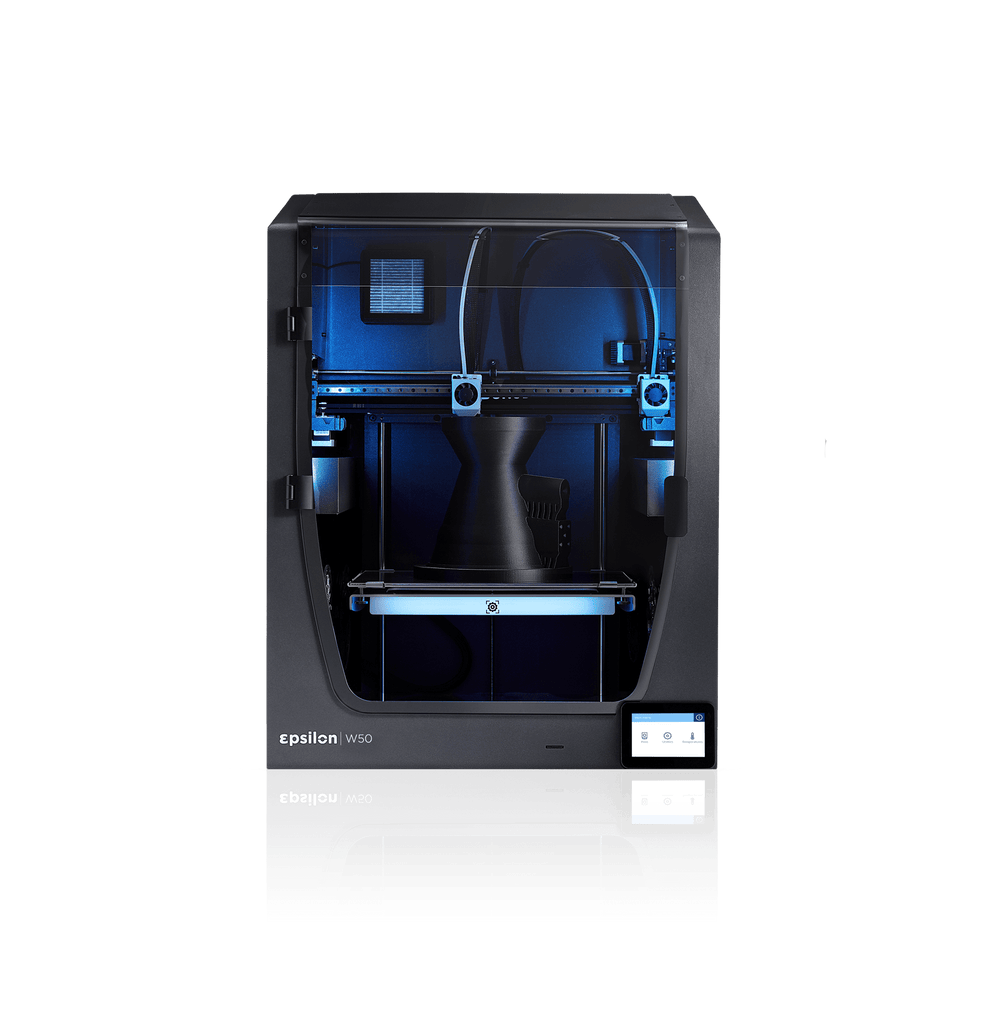 BCN3D Epsilon W50 Dual Extrusion 3D Printer - Shop3D.ca