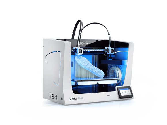 BCN3D Sigma D25 Dual Extrusion 3D Printer