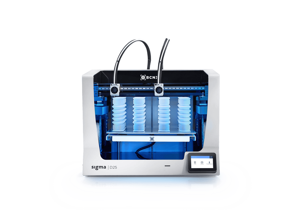 BCN3D Sigma D25 Dual Extrusion 3D Printer - Shop3D.ca