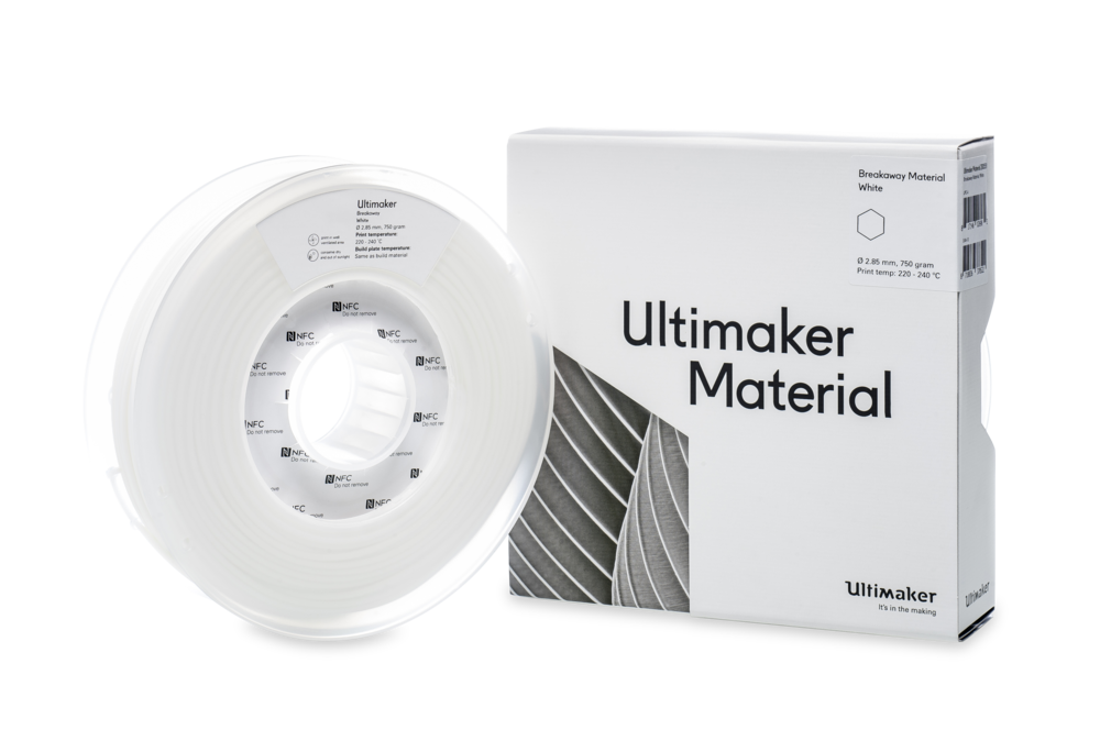 Ultimaker Breakaway Support Material