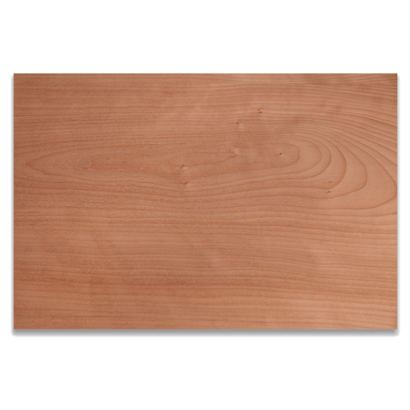 "Premium 2-Sided 1/8"" Cherry Plywood - Laser Cutter Materials"