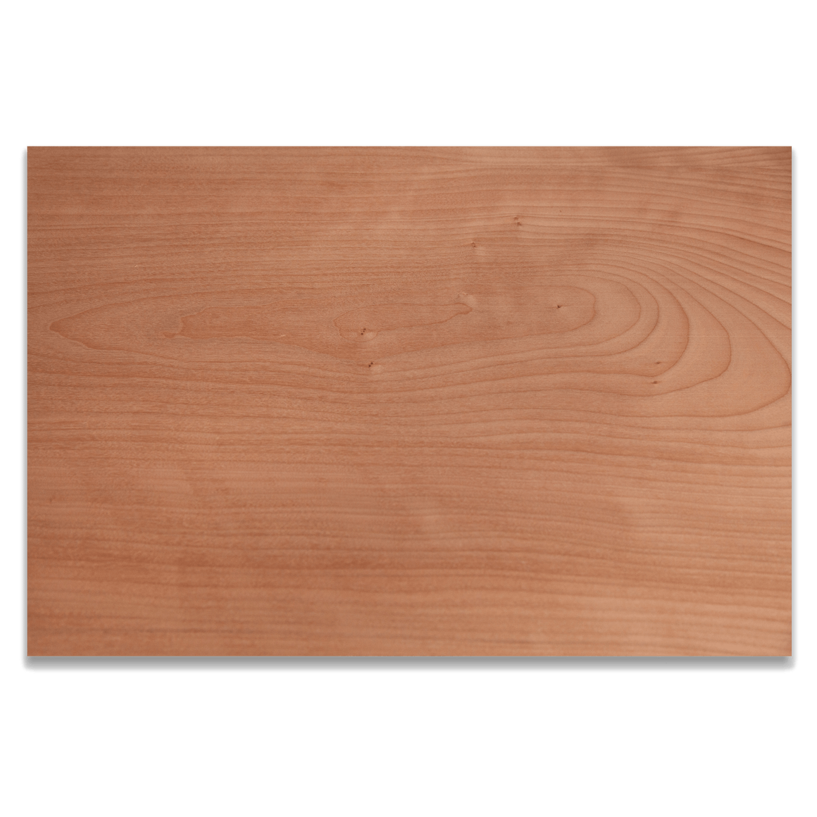 "Premium 2-Sided 1/8"" Cherry Plywood - Laser Cutter Materials - Shop3D.ca"