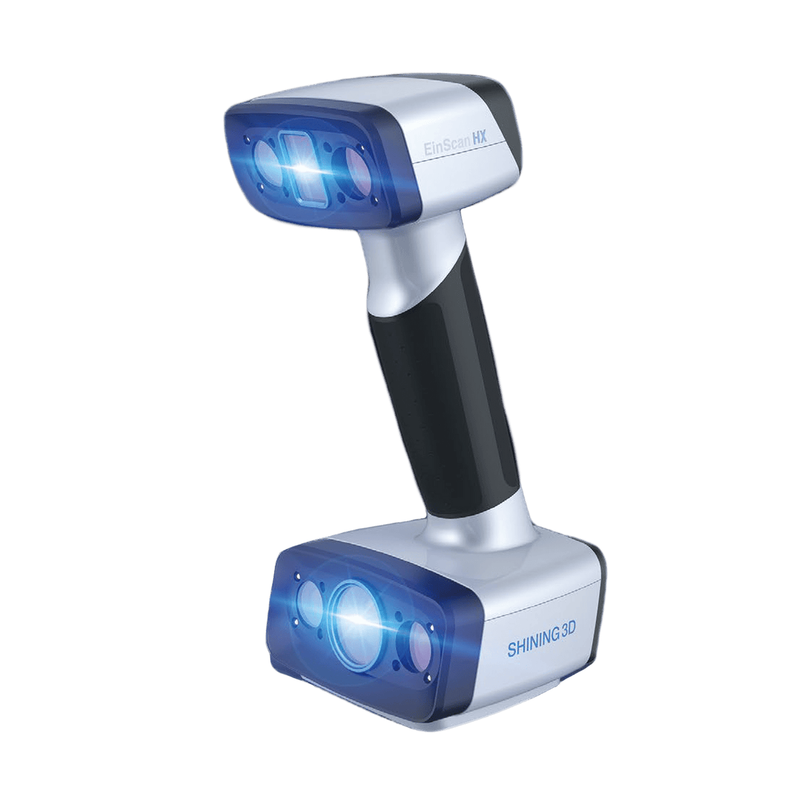 Shining3D - EinScan HX - Hybrid LED and Laser Light 3D Scanner - Shop3D.ca
