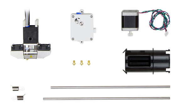 "Ultimaker ""+"" Extrusion Upgrade Kit for your UM2 or UM2Ext"