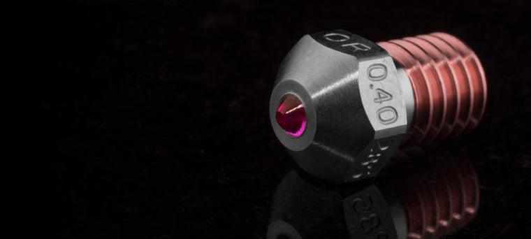 The Olsson Ruby High Temp / 0.6 - 1.75mm