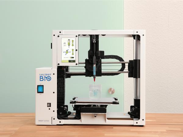 Lulzbot Bio (Announced) - Shop3D.ca