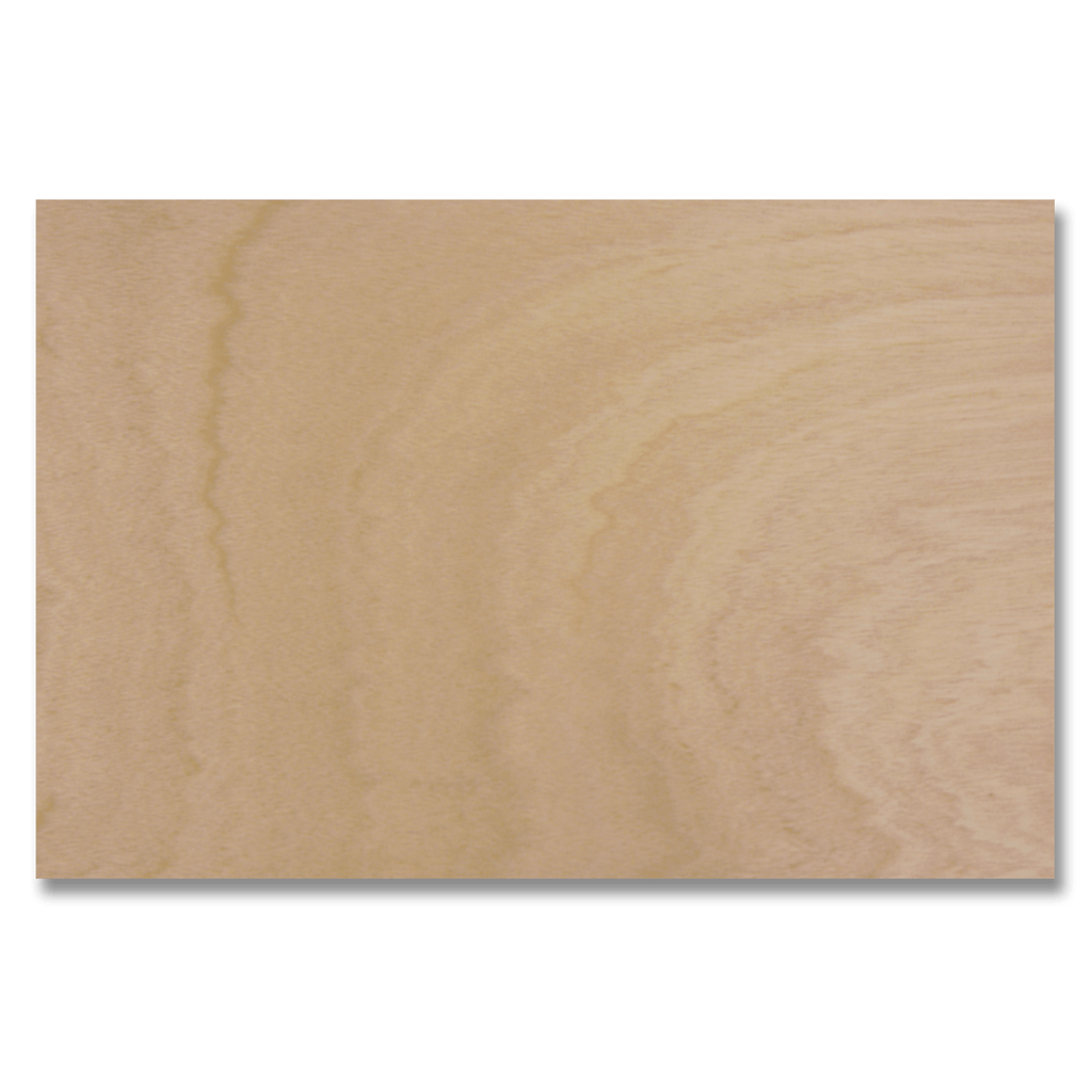 "Premium 2-Sided 1/8"" Mahogany Plywood - Laser Cutter Materials - Shop3D.ca"