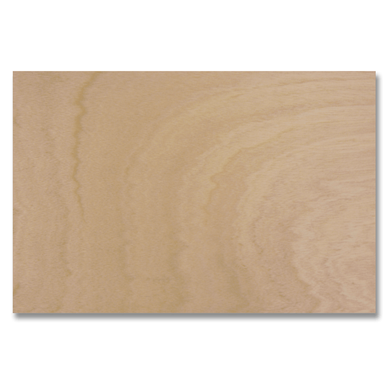 "Premium 2-Sided 1/8"" Mahogany Plywood - Laser Cutter Materials"