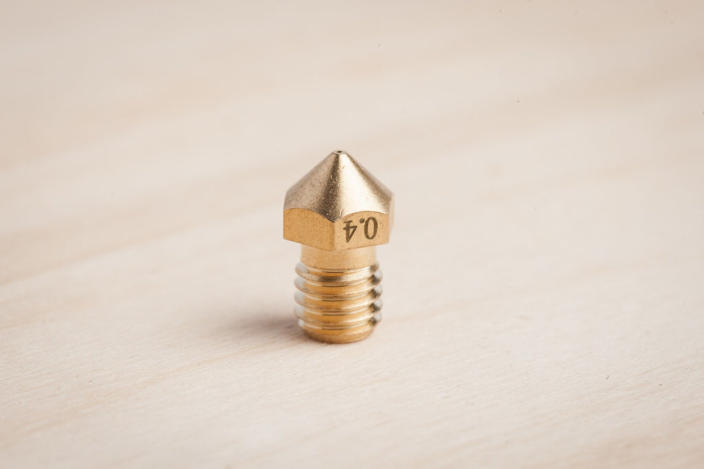 Brass Replacement Nozzles for Ultimaker 2+ family and Olsson Block